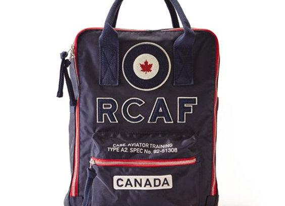 RCAF BACKPACK - 15″ h x 11″w x 5.5″ d