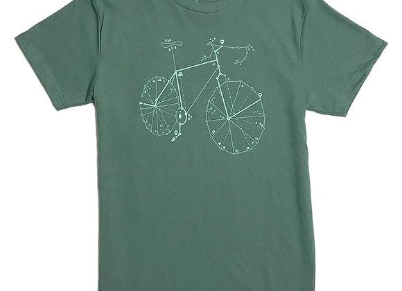 Pathfinder Sustainable T-Shirt (Pine Green)