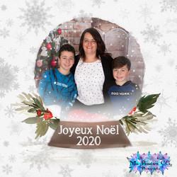 Stéphanie Turcotte - Noël 2020