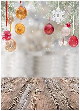 Boule de Noël 5X7