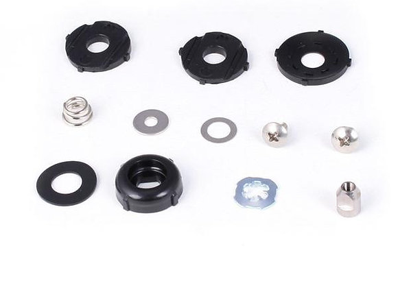 Wire Boom Mount Kit for Headsets or Helmets