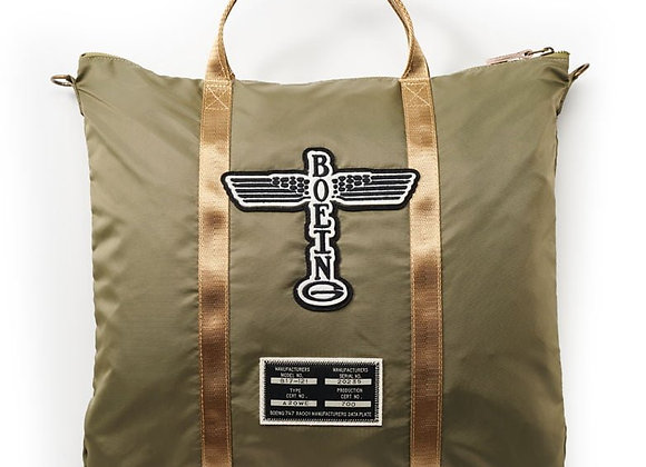 BOEING TOTEM HELMET BAG - Made of 100% nylon. Imported.