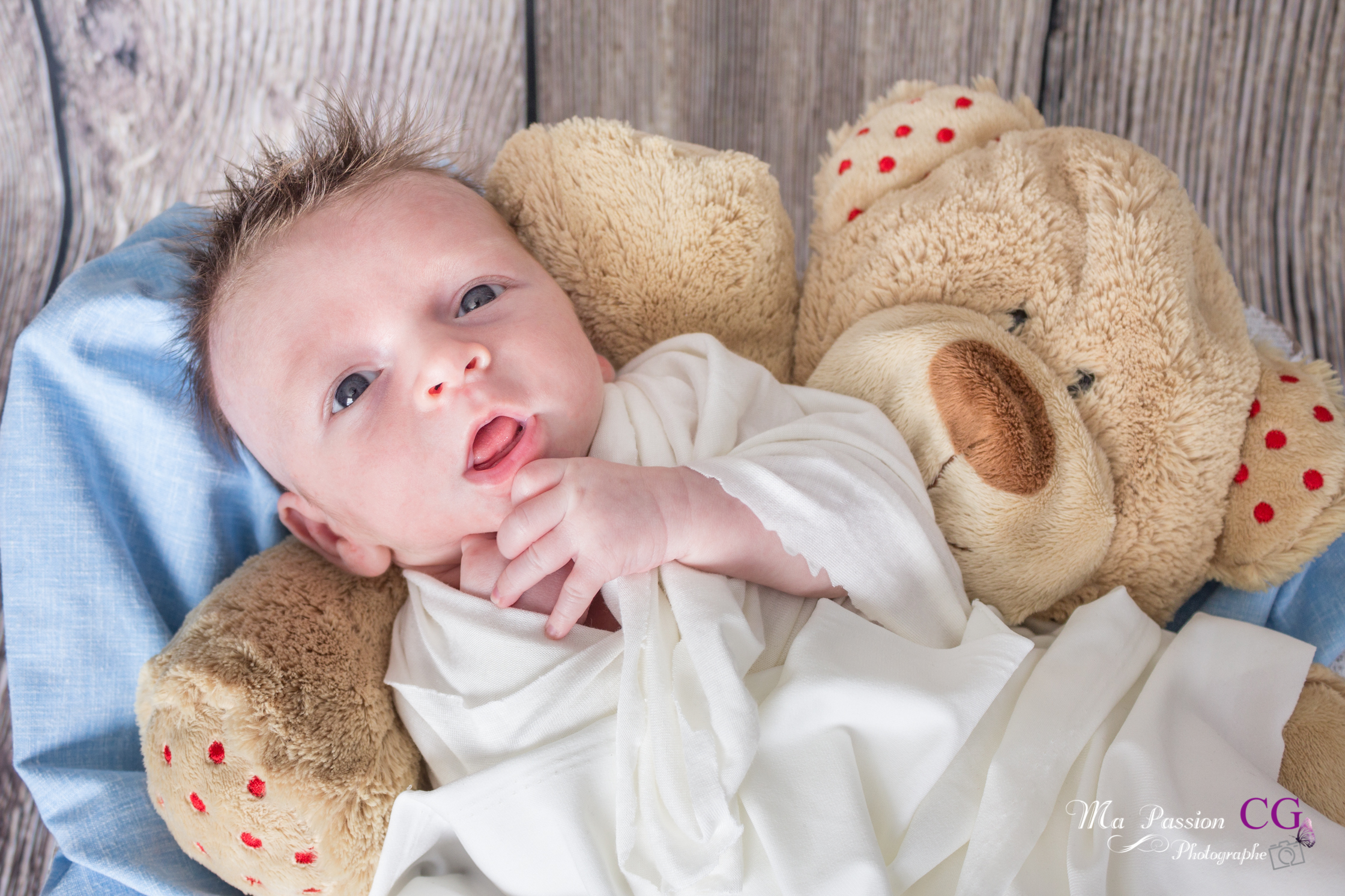 Sébastien 1 mois