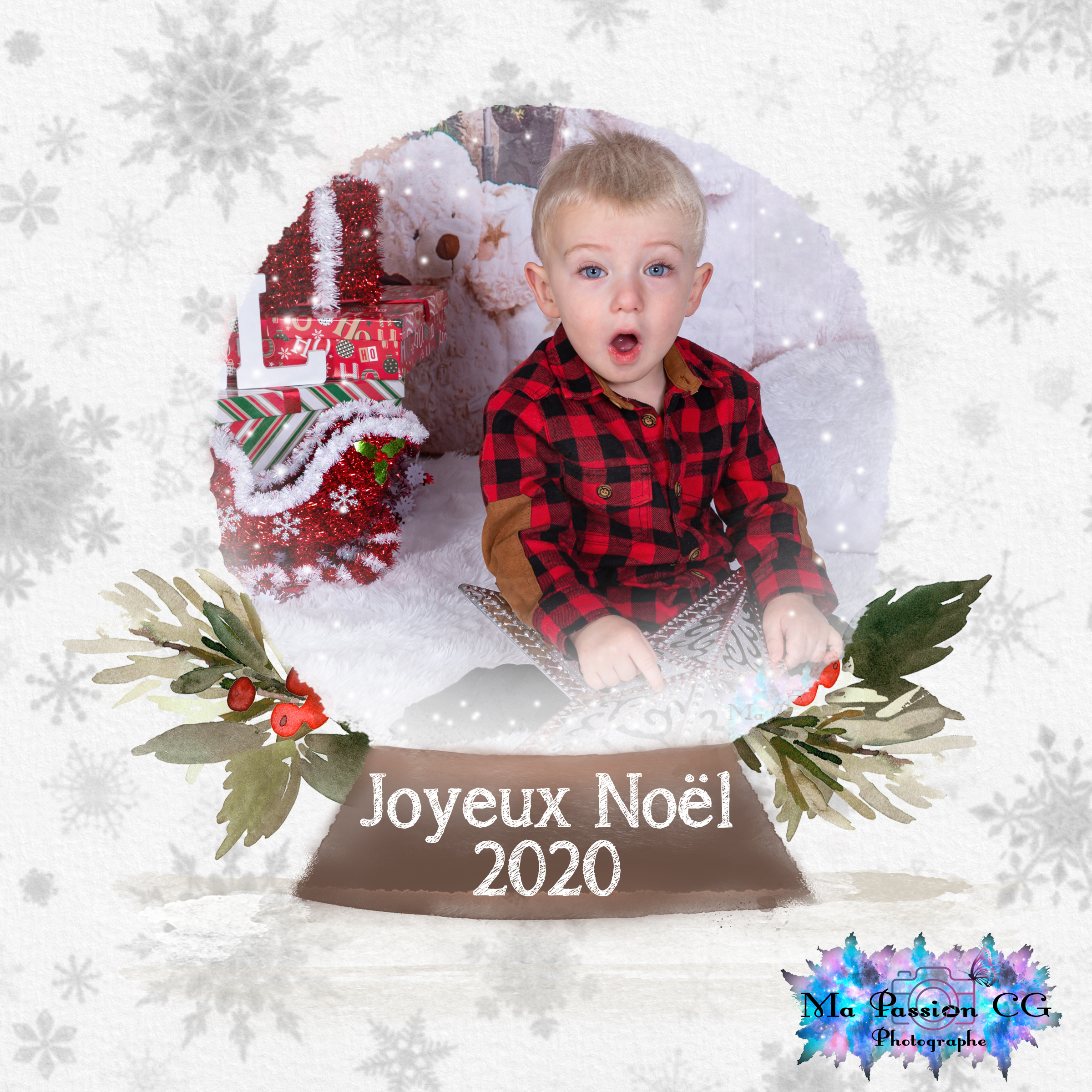 Julie Roy - Noël 2020