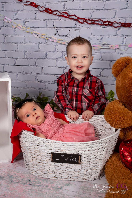 Logan & Livia