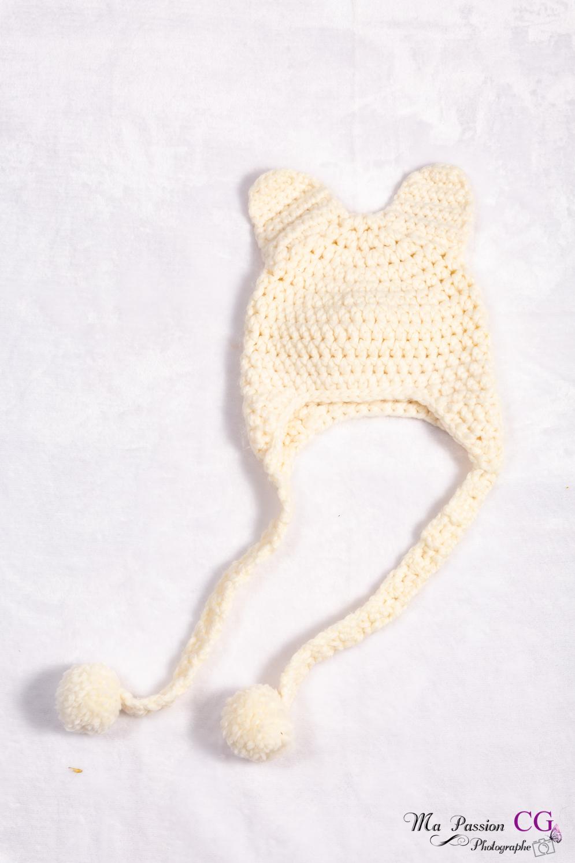 Bonnets Crème