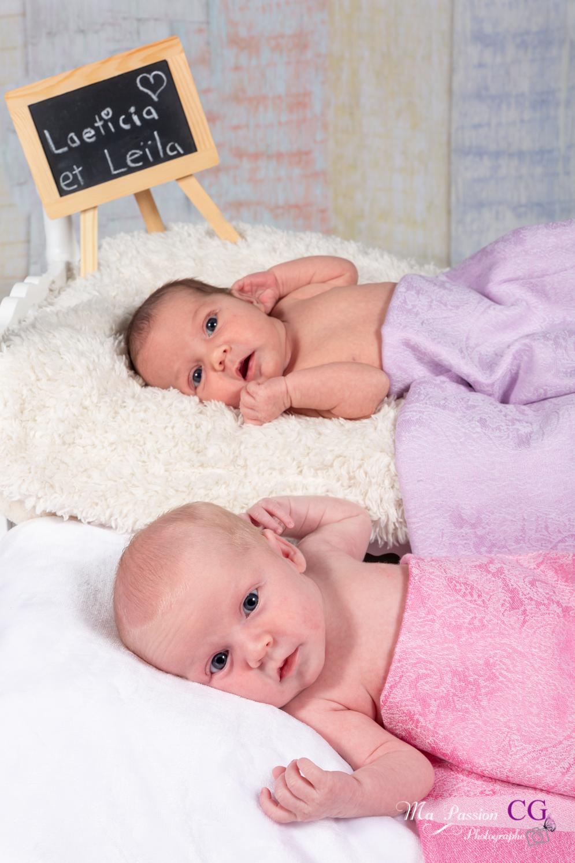 Laeticia & Leïla