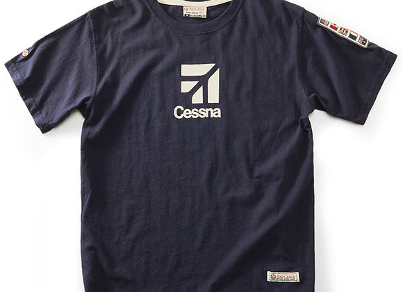 CESSNA T-SHIRT - 100% Cotton T-Shirt. Made in the USA.