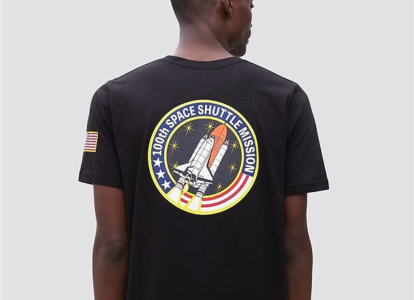 Space Mission Apollo Printed Unisex T-Shirt