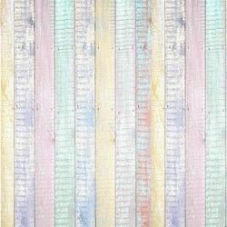 Planche multicolore