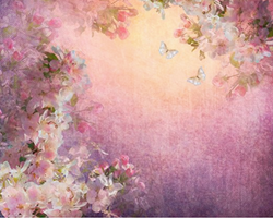 Rose / Fleur 5X7
