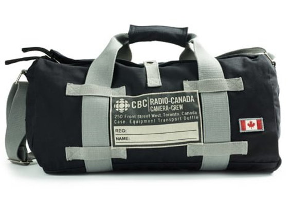 CBC TEST STOW BAG - Made of 100% Cotton twill.