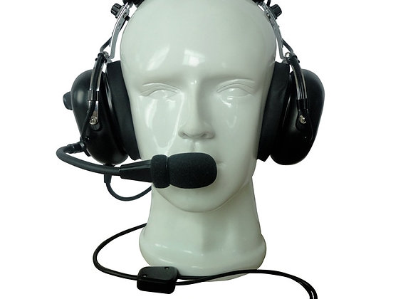 Headset - Passive Noise Cancelling