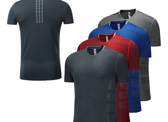 Male Compression Fitness Shirts