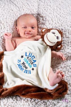 Lucas 14 jours