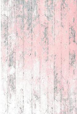 Rose / Blanc planche