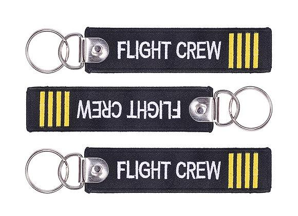 Flight Crew Key Chain