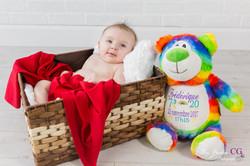 Bébé 3 mois