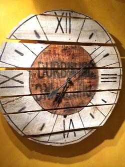 Durbin Inc. Clock
