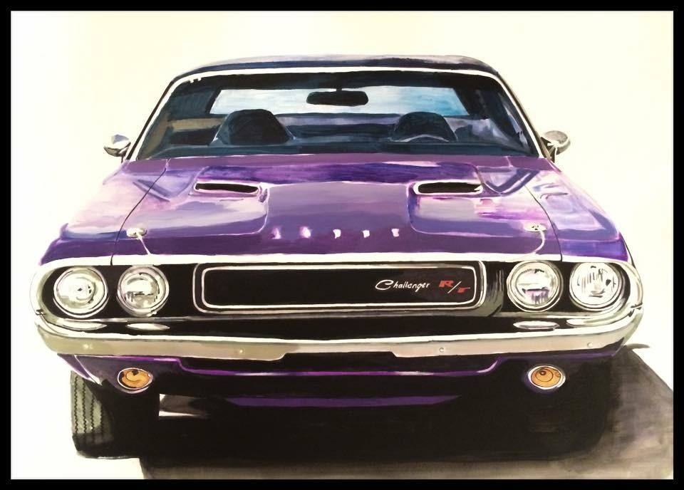 '70 Challenger