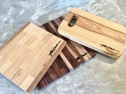 Butcher Block Cutting Boards