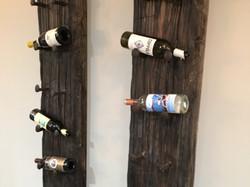 Paired Wine Racks