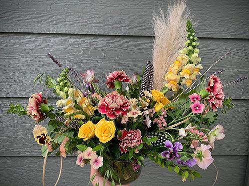 """A Mother's Love"" Artisan Floral Arrangement"