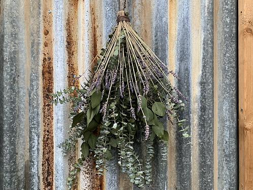 Calming Eucalyptus + Lavender Shower Bouquet