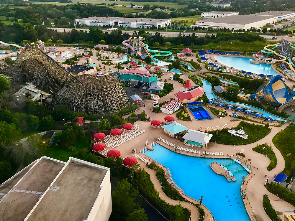 A picture of Six Flags from SA Pictures