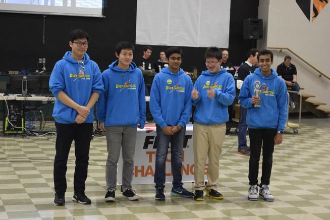 2018 FTC League Championships Tournament