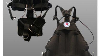 Aquamundo Sidemount BCD Black