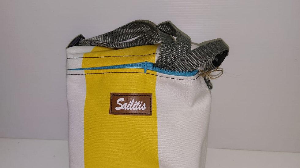Sailitis Sling Pouch Box/Small / Yellow-White