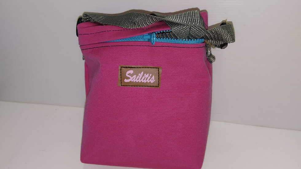 Sailitis Sling Pouch Box/Small /Pink
