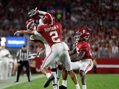Top 10 Cornerback Prospects for 2021 NFL Draft (So Far)