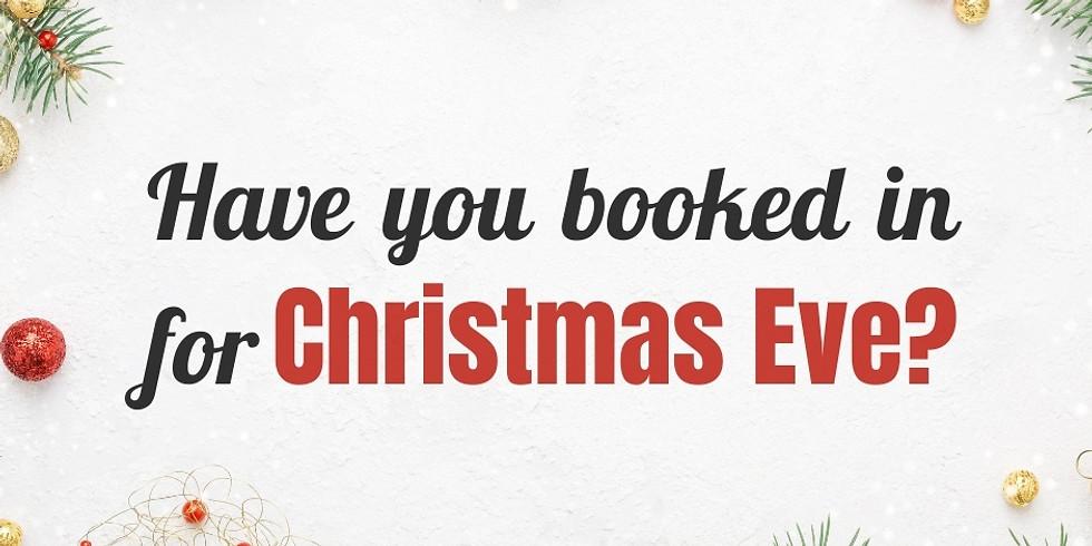 Christmas Eve Service - 11.30pm
