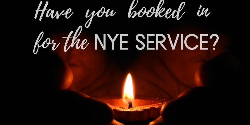 Watch Night Service - 11.30pm