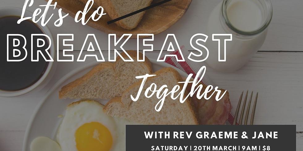 Let's do Breakfast Together