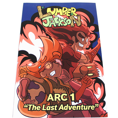 Lumber Jackson Arc 1: Physical Copy