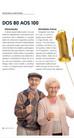 Dicas para viver mais - dos 80 aos 100 anos