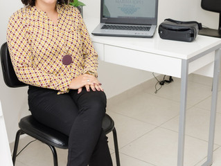 Psicóloga usa realidade virtual para tratamento de fobia e ansiedade