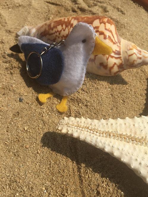 Chaveiro gaivota