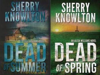 Sunbury Press features Alexa Williams Suspense Series
