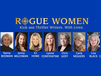 BLOG TOUR: Rogue Women Writers