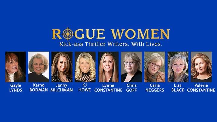 BLOG TOUR: Rogue Women Writers
