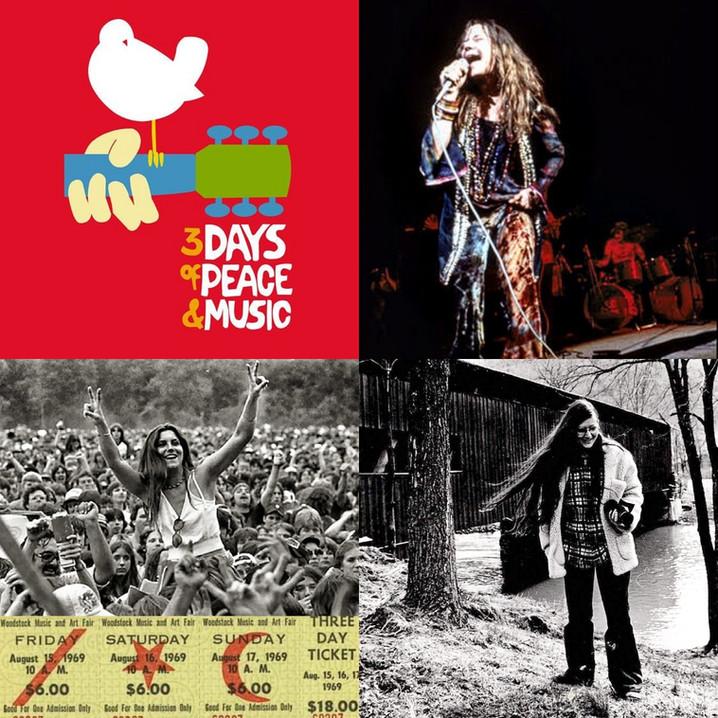 My Week at Woodstock 1969