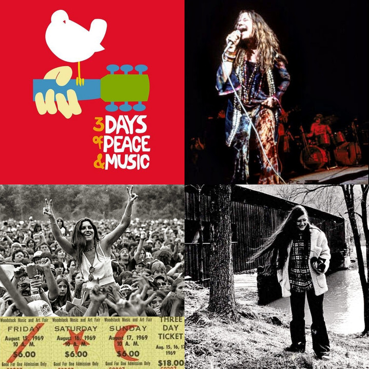 My Week at Woodstock 1969