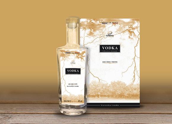 Vodka aux noix vertes 70cl