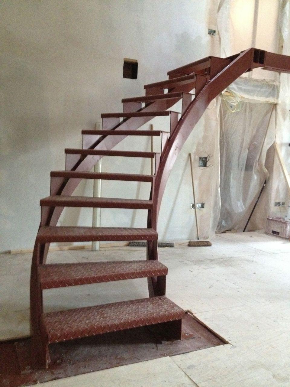Steel StairIMG_1194 copy