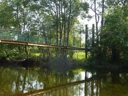Dalemain Suspension Bridge