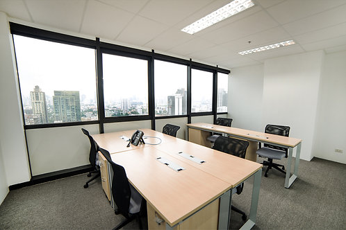 Large Office Room